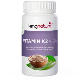 kingnature Vitamin K2 Vida