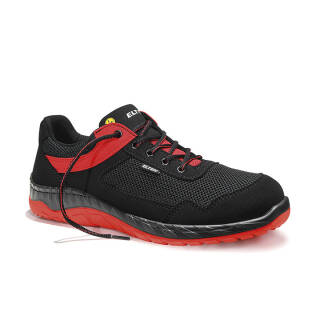 ELTEN WELLMAXX LONNY red Low ESD S1P