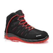 ELTEN WELLMAXX MADDOX black-red Mid ESD S3